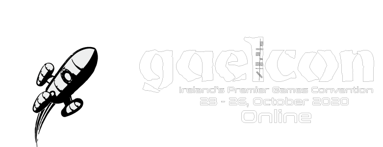 Gaelcon 2020 : 'Tomorrow's Gaelcon, TODAY!'